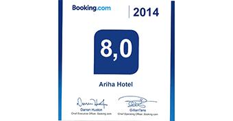 booking ariha